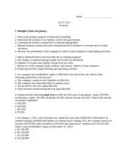 Exam 1 Fall 2012 w/ answers