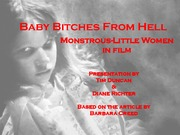 Woman Monsters Lecture Slides