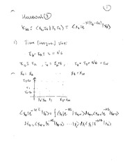 Homework F Solutions on Quantum Many-Body Theory