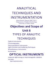 6 - ANALYTICAL TECHNIQUES AND INSTRUMENTATION (2016_09_21 22_10_39 UTC).pdf