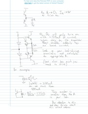 CPSC 421 Circuit Theory Notes