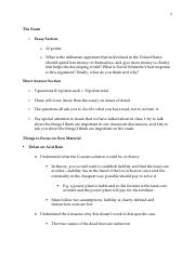 Bus Ethics Final Study Guide