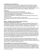 Articles for Review  Consumer Health Informatics.doc