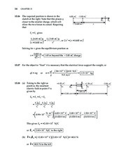 14_Chapter 15 HomeworkCH15 Electric Forces and Electric Fields