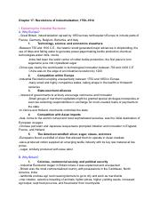 Chapter 17 Revolutions of Industrialization Notes - Google Docs.pdf