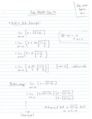 MATH19 Lecture Notes (2013) - #13