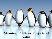 Wolf Projects of Value