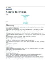 Aseptic qanda 56 terms.docx