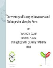 overcomingandmanagingnervousness-140906074913-phpapp01.ppt