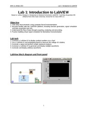 Lab1+LabVIEW+Handout