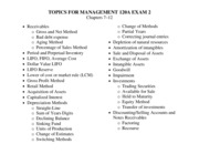 TOPICS_FOR_MANAGEMENT_120A_EXAM_2