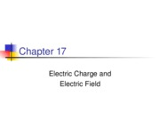 chapter17_ElecChargandElecField