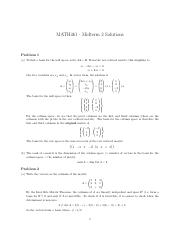 Midterm 2 Solutions Spring 2016