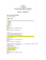 Ch01 Test File-Studying Life