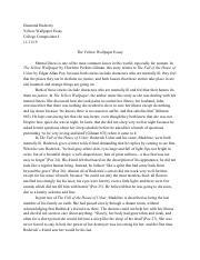 An Analysis of Iago in William Shakespeares Tragedy Othello