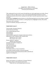 Study Guide for Lessons 1 to 5 (1).docx