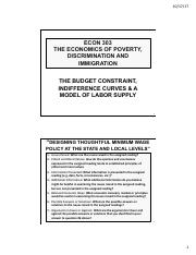 10. The Budget Constraint - Indifference Curves  a Model of Labor Supply.pdf