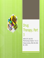 Drug Therapy Part 3.pptx