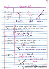 High School Alg 2 systems of equations
