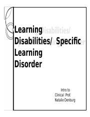 Learning Disabilities.pptx