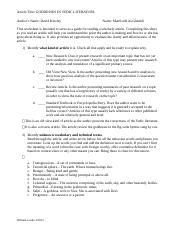1110 WC Article analysis worksheet.docx