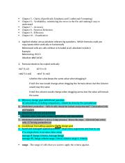 Exam2_Review_Fa19-2 Business Analytics.docx