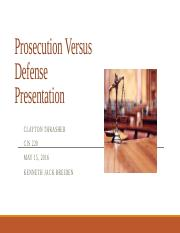 Prosecution Versus Defense Presentation.pptx