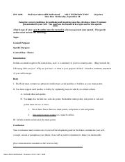 spc1608 topic selection worksheet assignment Full text of college catalog 2009 - 2010 see other formats.
