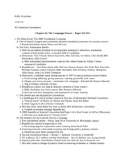 the american pagent chapter 8 outline Ussery, ryan home academic decathlon american pageant study guides american pageant chapter 8 study guide comments (-1) american pageant chapter 9 study guide.