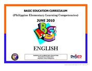 BEC-PELC 2010 - English