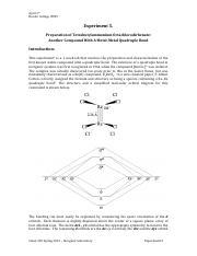 Microscale Inorganic Chemistry Szafran Pdf