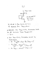 EE 2EI4 Tutorial 6 Solutions