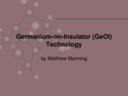 10-Manning-Germanium-on-Insulator (GeOI)