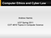 AndreHarmic-Computer_ethics_and_law_presentation