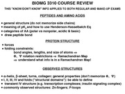 2010 COURSE REVIEW