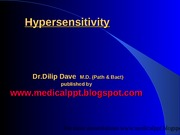 Chapter Hypersensitivity Reactions