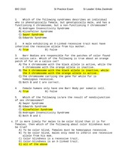 Chapter 14 DNA Replication Worksheet and Answer Key - BIO 1510 SI ...