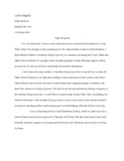 topic proposal for issue essay