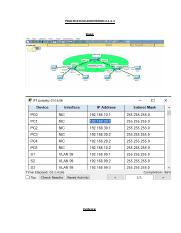 2.1.4.4 Packet Tracer - Configure VLANs, VTP, and DTP answers.docx