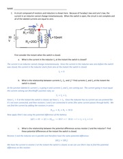 Lecture 10 Worksheet Solutions