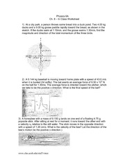 Physics 6A Ch8Worksheet (1)