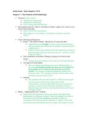 Study Guide – Quiz Chapters 7 and 8.docx