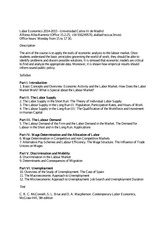 Syllabus_LabourEconomics_ 2014-15