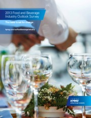 food-beverage-outlook-survey-2013