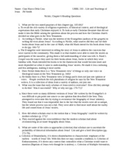 UBBL 330 Reading Questions 1