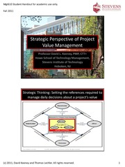 M3_Strategic_Perspective_of_Project_Value_Management