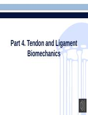 Part4.+Biomechanics+of+Tendon+_+Ligament+-+Narrated+Lecture