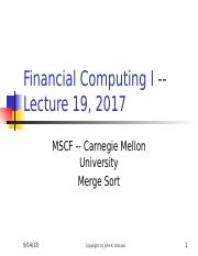 FC I Lecture 19 -- 2017.pptx