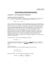 Asymptotic_Properties