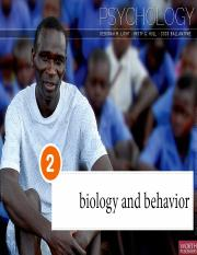 psychology ppt chapter 2